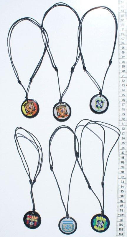 Unique Pendants on Hockey Team Logo Pendants Ethnic Unique Handcrafted Sport Jewelry Sale