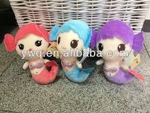 plush mini little mermaid