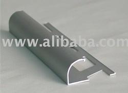 Aluminium Profile Quarter Round Trim