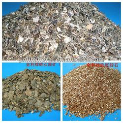 lingshou /hebei raw vermiculite ore