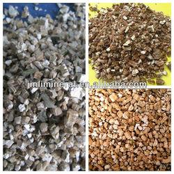 vermiculite coated fiberglass cloth vermiculite