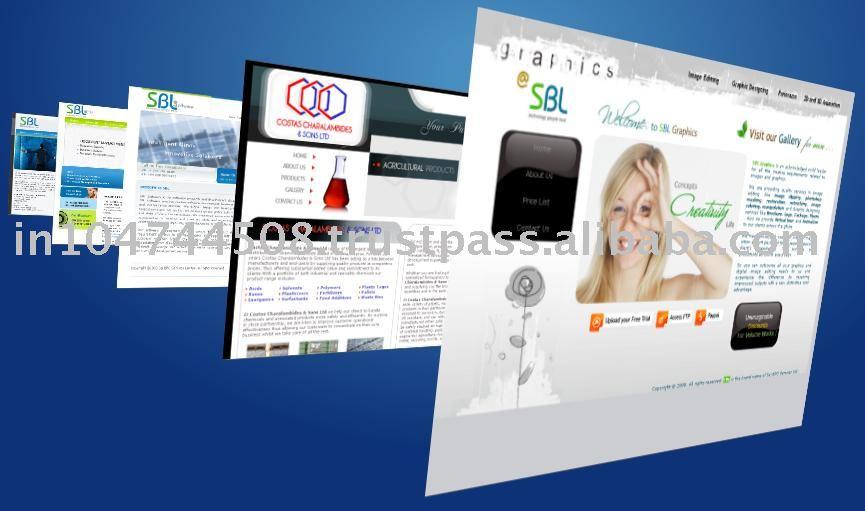 See larger image: E commerce website development
