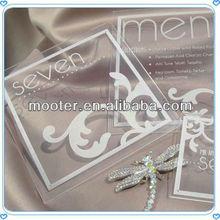 Newest Engravable Pakistan Wedding Glass Invitations For Wedding Invitation Favor Or Guest Souvenir