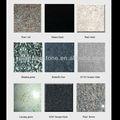 los diferentes tipos de baldosas de granito