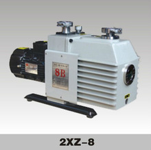 2XZ-8 Direct Drive Rotary Vane Vacuum Pump Used in Manufacturing of Vacuum Bottle