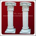 excelente e moderno handcarving romana colunas coríntias