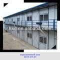 Prefabricada precio bajo constante marco de acero estructural casa móvil/muebles casa