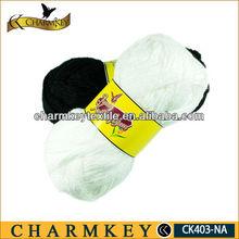 regenerated yarn carbon fiber yarn stock lot yarn