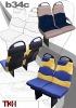 TKH Bus Seat