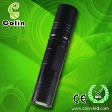 200 lumen led flashlight 1xCREE Q5 with 1*18650 battery