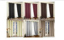 2x Panels/Pair Washable 54 x 84 Each Microfiber Blackout Metal Grommet Curtain
