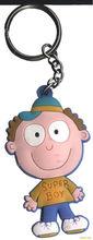 promotional cartoon acrylic keychain
