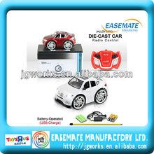 Cute Toy Car Radio Control 4CH RC Car W/Light
