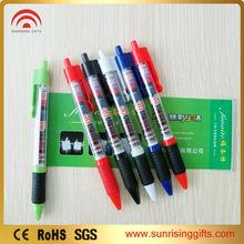 Plastic paper inside pen