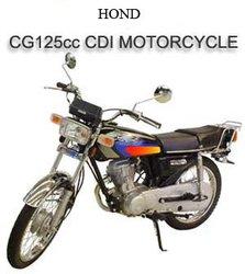 Cg 125 Cc Motorcycle