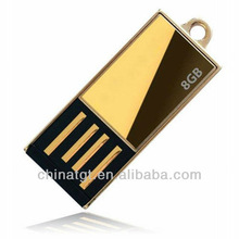 Smallest 1-64gb Metal Mini USB disk