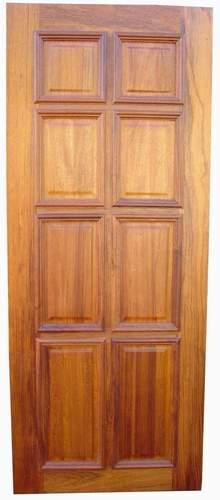 Solid Core Door - Kwila (Merbau, Ironwood)
