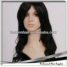 2014 China fashion Cosplay wig,Brazilian virgin hair,Yiwu hair micro copper tube for hair extension