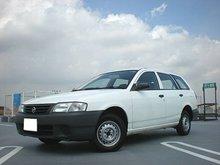 Japanese used car Nissan AD Van 2004y