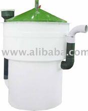 portable homescale biogas plant