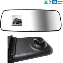 New Model 1080P HD Video Registrator with Anti-glare Rearview Mirror
