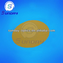 Laser mirror with gold coating,copper or glass substrate,12.7mm,25.4mm