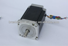 86mm 3000rpm 5a Stepper Motor Shaft With Ground Flat Keyway