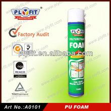 msds polyurethane foam chemicals