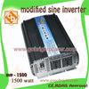 1500w modified sine wave auto power conversor XVP-1500
