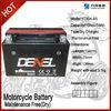 YTX9A-BS Lead Acid Motorcycle Battery (Acid type) for haili atv