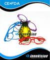 caliente venta de moda las niñas gafas de marco