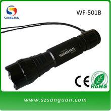 240lm keychain mini and bright best UV flashlight led light