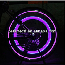 Super bright led bike wheel light, motorcycle/car tire light