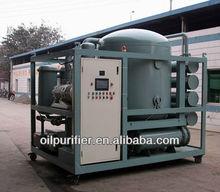 High Voltage Transformer oil treatment/ oil purification machine