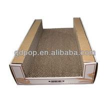 Deluxe corrugated cardboard cat scratcher Lounge