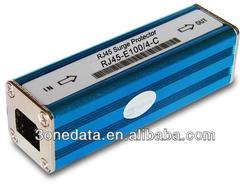 Ethernet RJ45 lightning protection