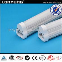 Energy saving T5 light UL internal driver cool white energy saving t5 led tube