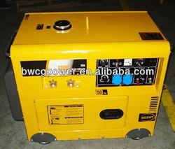 Super Silent! 10kW Yanmar Diesel Welding Generator Set