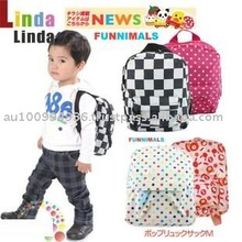 kid's backpack bag, linda linda backpack bag, children's bag,