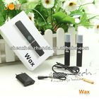 Hotsell vapor pipes wax vaporizer Pen shape ecigs very hot in USA