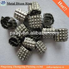 Laboratorio anillo de metal, Metal Dixon anillos ( 304ss, 316L )