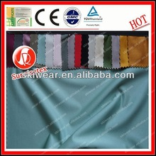high quality comfortable anti-static luggage and bag lining fabric for garment