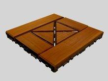Fitdek Ipe Decking Tiles