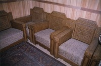 Damascene Antique Furniture Set