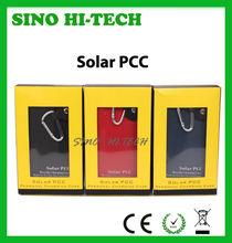 Vaporizer PCC Solar,eGo E-Cigarette Solar PCC Charger Case,Newest Design Outdoor E-Cig Charger