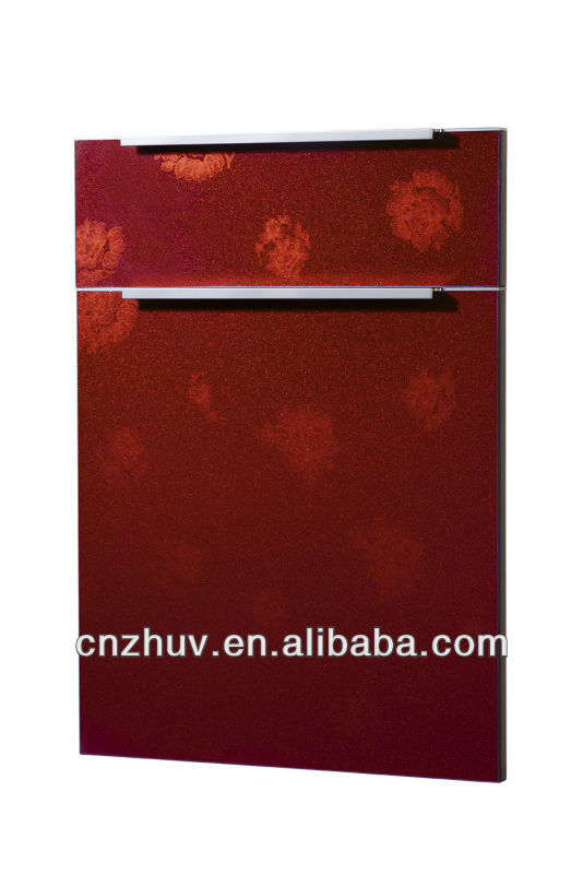 Kitchen Cupboard Door Covers View HDF Kitchen Cabinet Door Zhihua