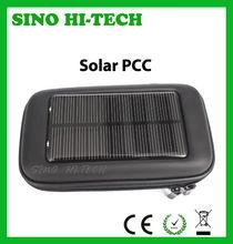 Vapor Cigarette PCC Solar Panel eGo-T PCC Portable Charger Case,Electronic Cigarette eGo PCC
