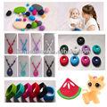 2013 personalizado de borracha colar pingente/brinquedos de silicone