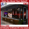 Hot sale jewelry interior store beauty furniture