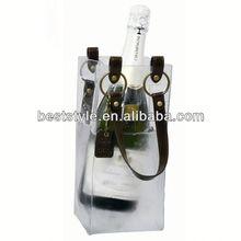 2013 popular good quality six packs/six bottles wine ice bag